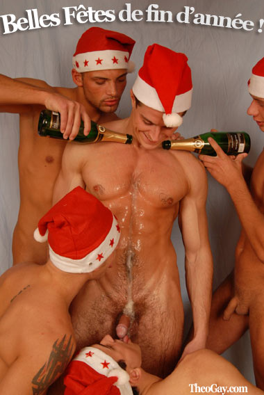 acteurs gay nu pour un joyeux noel